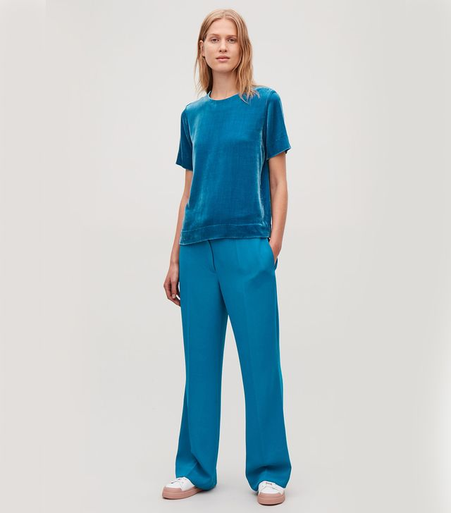 COS A-Line Tailored Trousers