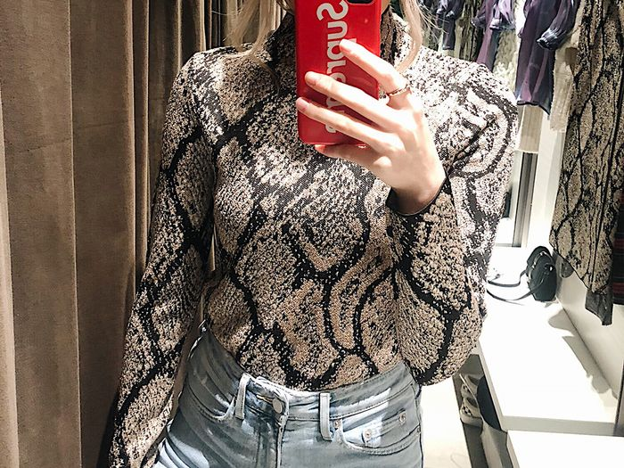 f07beba0da We Tried On Zara New Arrivals in L.A. and NYC—See the Pics | Who ...