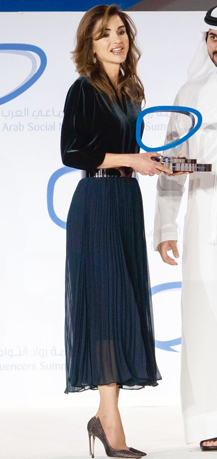 Queen Rania Wore the $50 Zara Item You'll Want ASAP