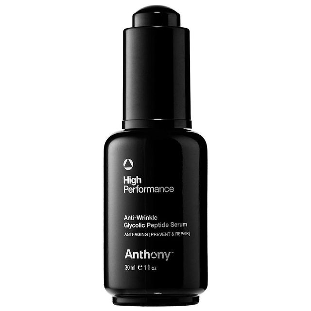Anthony High Performance Anti-Wrinkle Glycolic Peptide Serum Tretinoin for Wrinkles