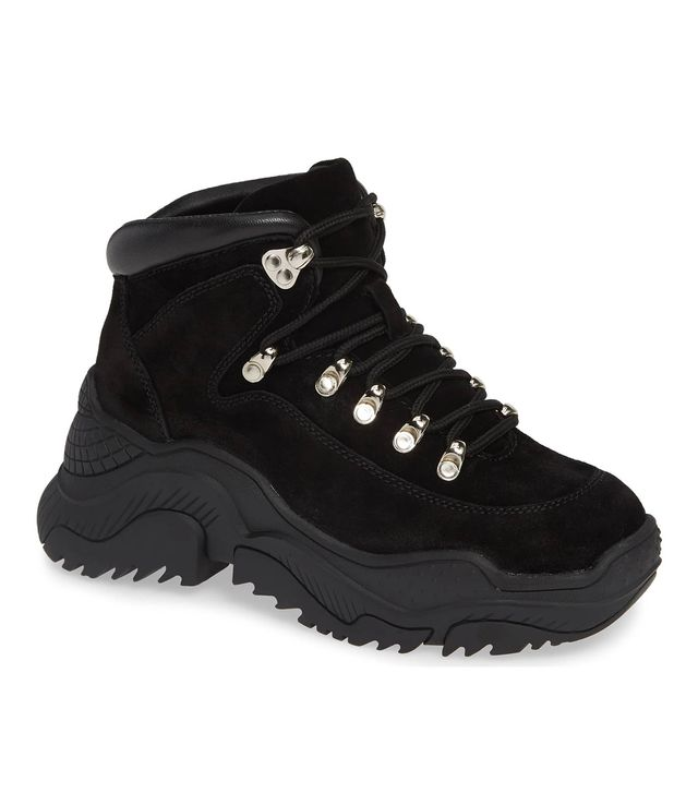 Jeffrey Campbell Debris Sneaker Boots