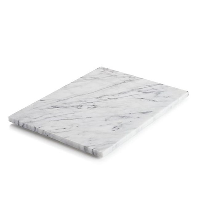 Crate & Barrel French Kitchen Marble Platter