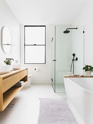 How to Give Your Bathroom a Mini Makeover With One Unexpected Piece