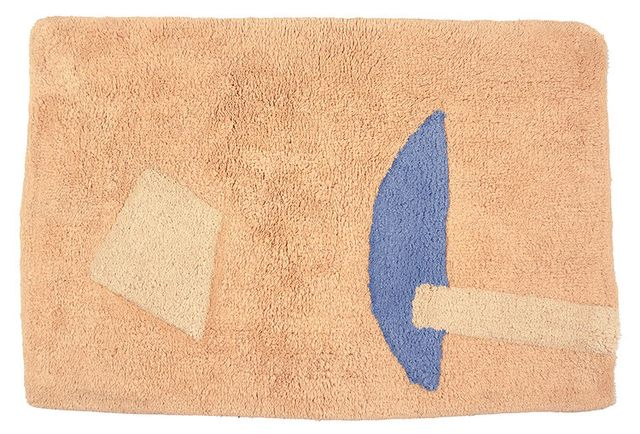 Cold Picnic Death Valley Bathmat