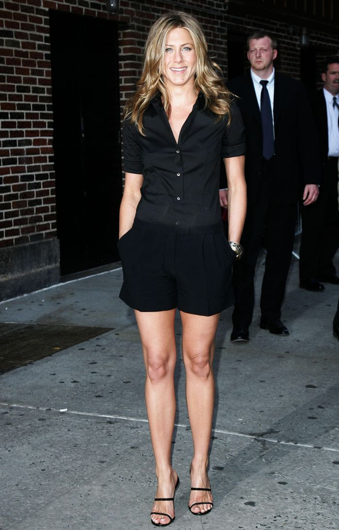 Forever Obsessed Jennifer Aniston Style Who What Wear