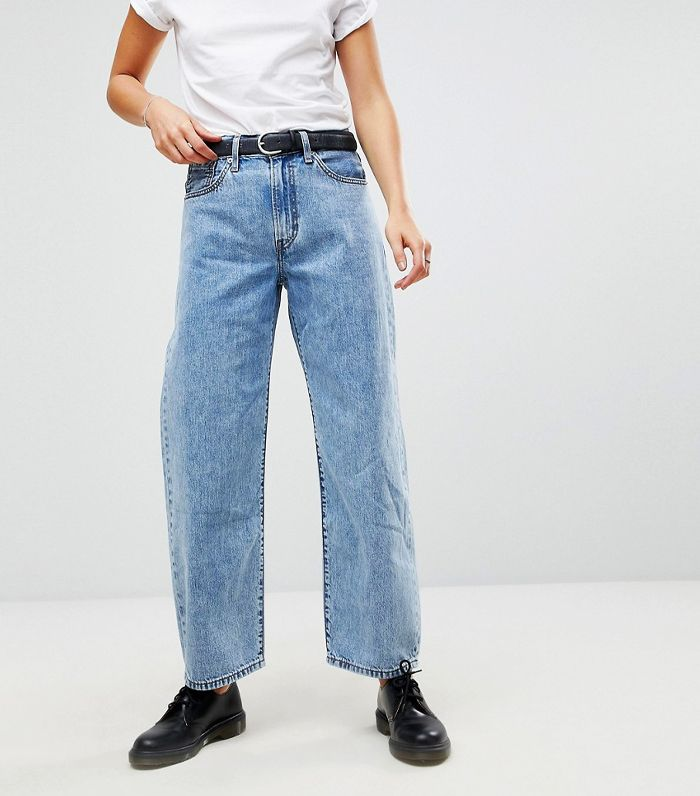 f60dfde79c9 Trending Jeans 2019  From Bootcuts to Brown Tones