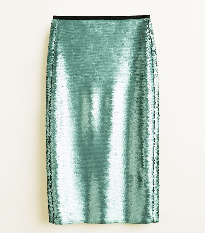 Zara Sequin Skirts The 3 Styles Everyone Is Wearing Who