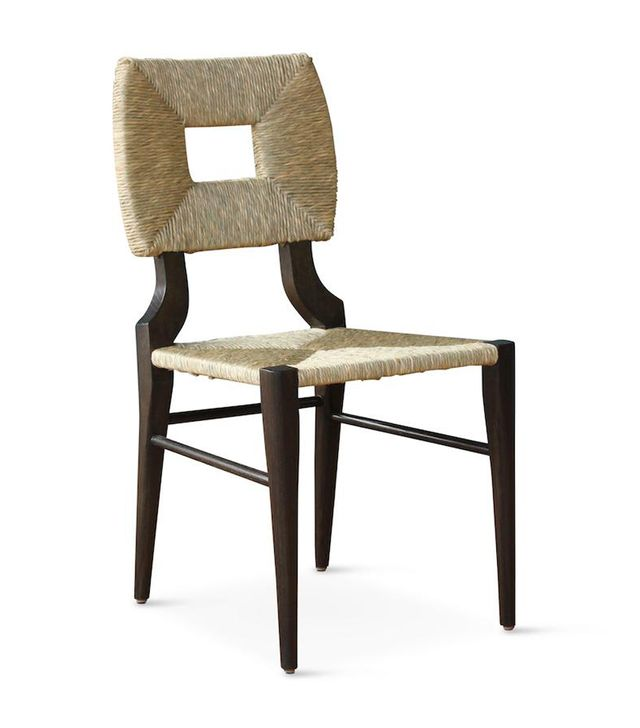 How to Marry a Millionaire Natural Rush Side Chair