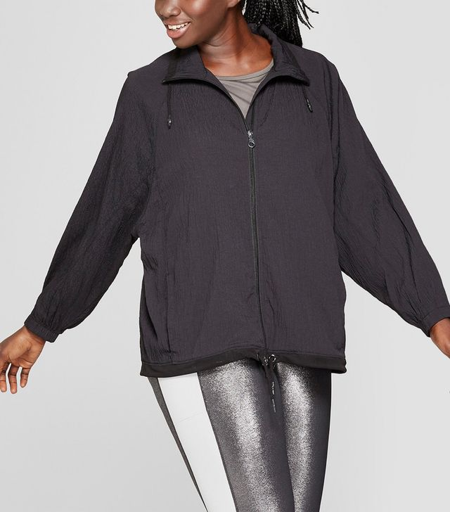 JoyLab Textured Raglan Softshell Jacket