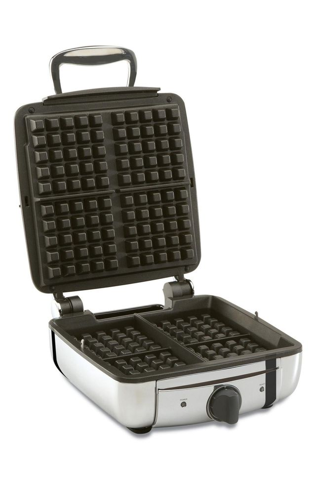 All-Clad Four-Slice Belgian Waffle Maker Things to Do With Family When Bored