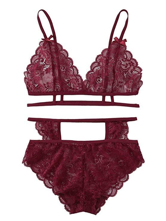 b53db6c6e2 20 Pretty Bra and Panty Sets You Can Find on Amazon