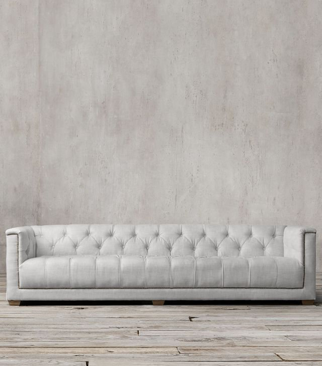 Restoration Hardware Savoy Sofa