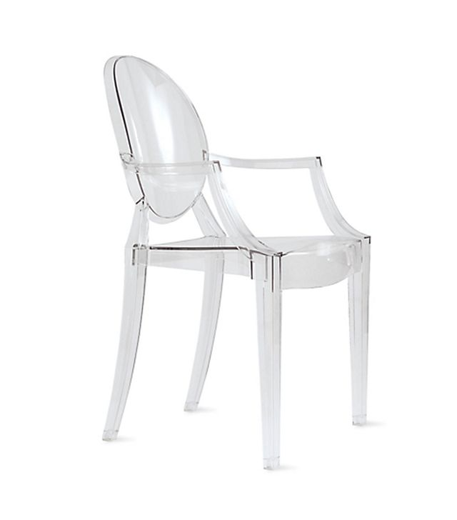 Philippe Starck for Kartell Louis Ghost Chair