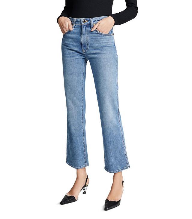 Khaite Vivian Jeans