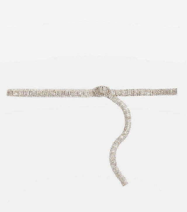 Topshop Double Chain Belt