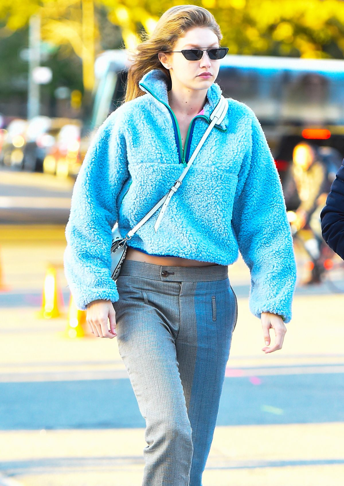 This Uniqlo Fleece Is Being Hyped Up By Fashion Girls Across the World