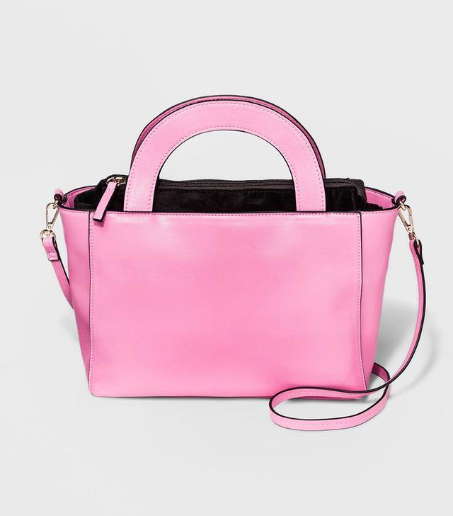 Who What Wear Picnic Crossbody Bag
