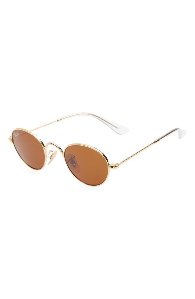RAY BAN Lennon Junior 40Mm Round Sunglasses -