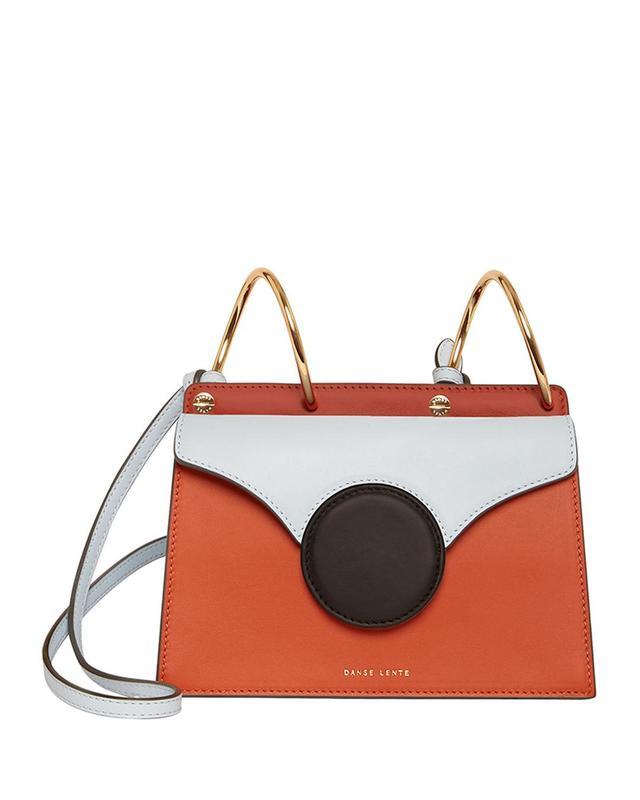 Danse Lente Mini Phoebe Colorblock Shoulder Bag