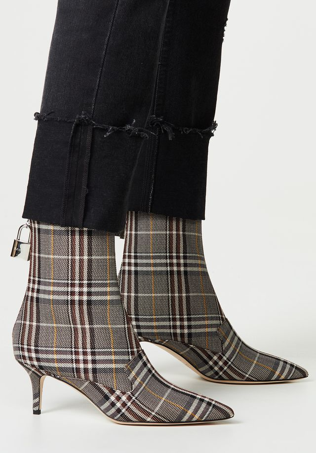 Monse Lock Booties
