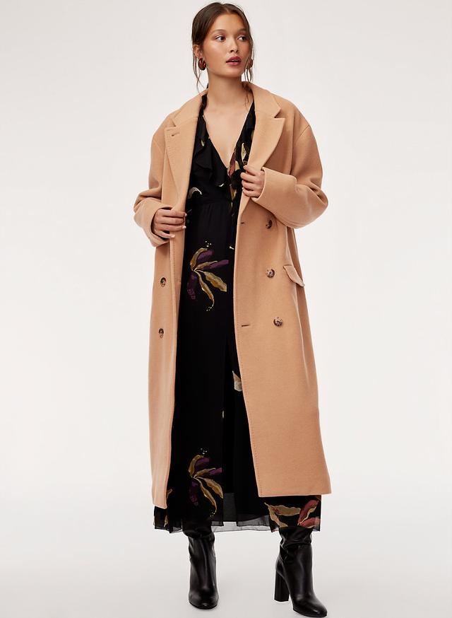 Wilfred Elena Wool Coat