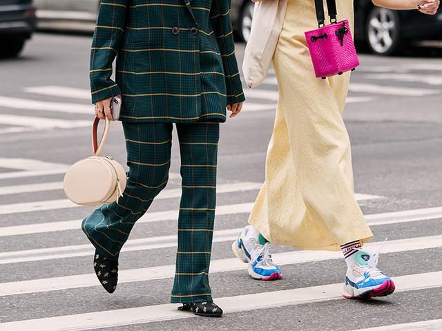7 podiatrist-approved sneaker trends