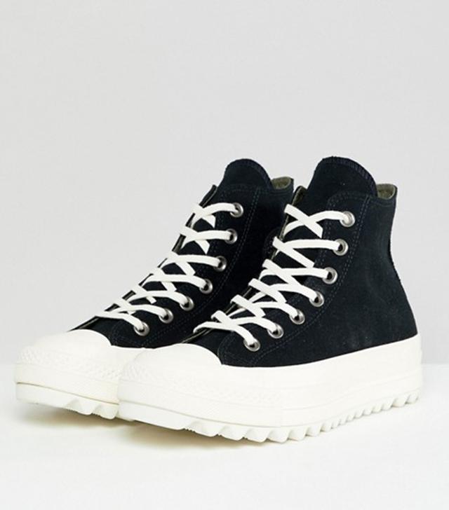 Converse Chuck Taylor All Star Hi Lift Ripple Sneakers
