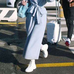The Shoe Trends Everyone Will Wear to the Airport in 2019