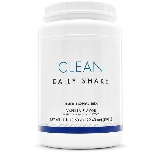 The Clean Program Daily Shake
