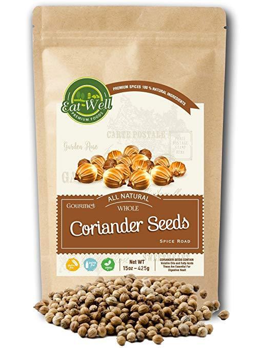 Eat Well Premium Foods Coriander Seeds