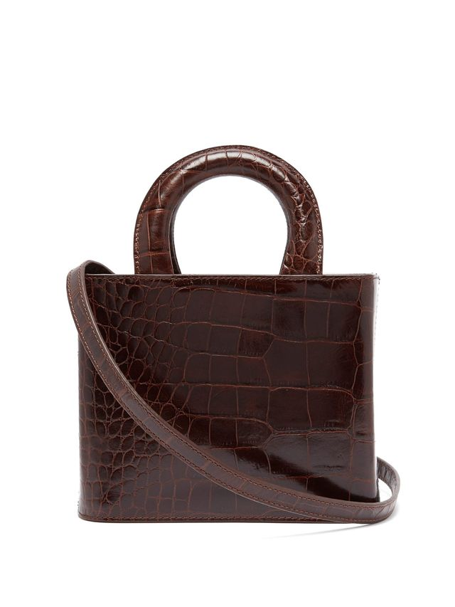 best brown leather handbag colors