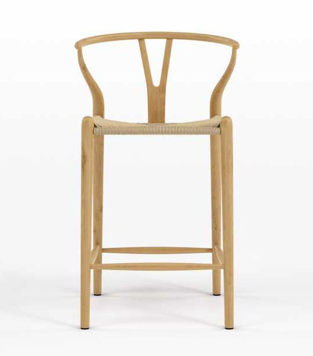 Rove Concepts Wishbone Counter Stool
