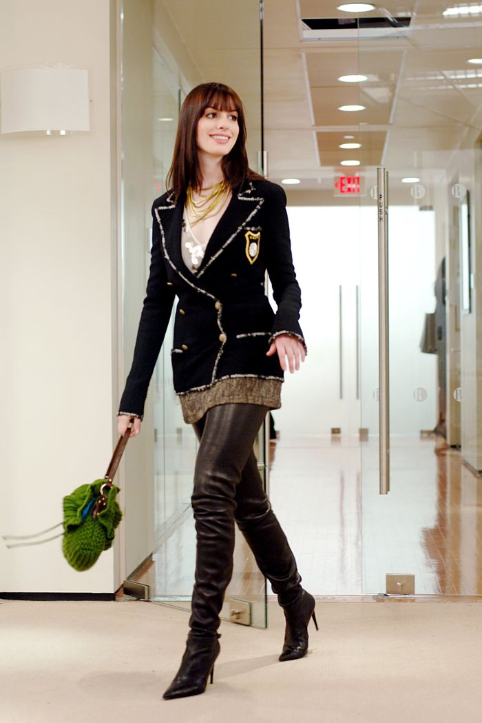 8f5d1b787 The 5 Pillars of Winter Style, From The Devil Wears Prada | Who What Wear UK