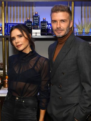 David and Victoria Beckham Share Beauty Products—Here Are Their Favourite Ones