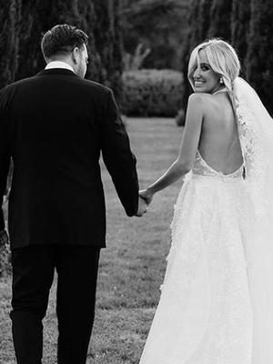 Montarna McDonald's Wedding Dress Will Take Your Breath Away