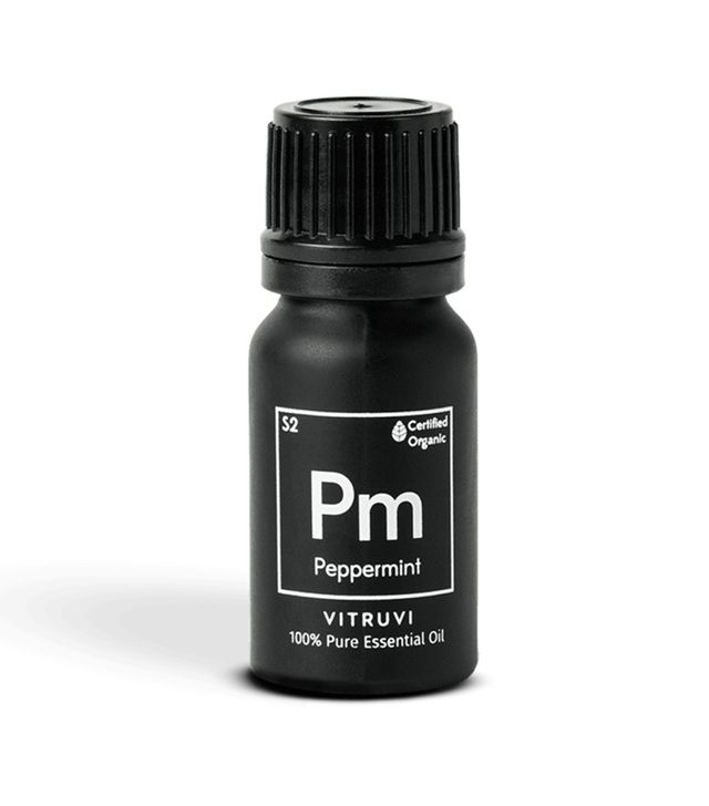 Peppermint Essential Oil for hangover