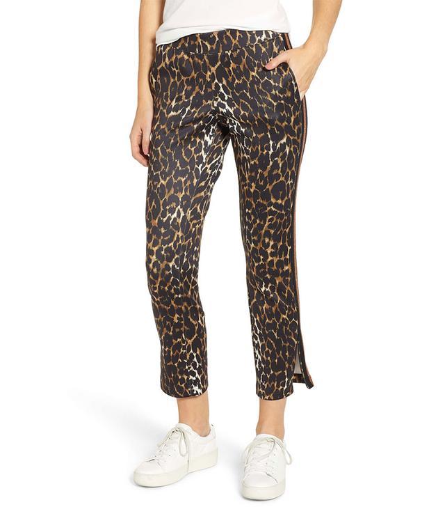 Pam & Gela Leopard Track Pants