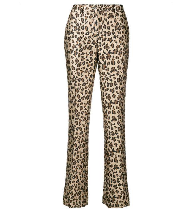 P.A.R.O.S.H. Leopard Trousers
