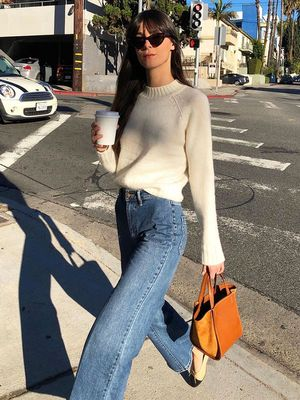 The 3-Piece French Outfit L.A. Girls Go Mad for Too