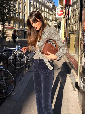 5 Easy French-Girl Uniforms You'll Love Wearing at Work