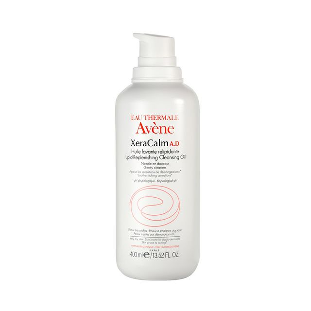 Avène XeraCalm A.D Lipid-Replenishing Cleansing Oil