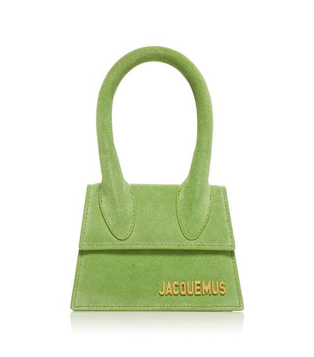 Jacquemus Le Chiquito Suede Mini Bag
