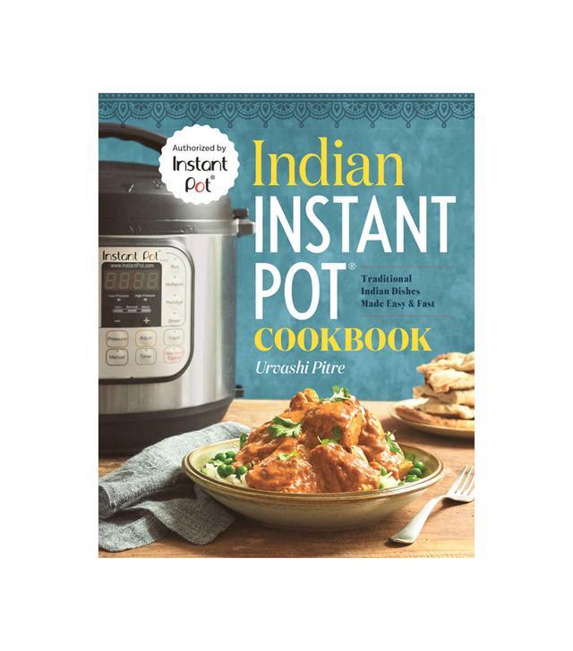 Urvashi Pitre Indian Instant Pot Cookbook