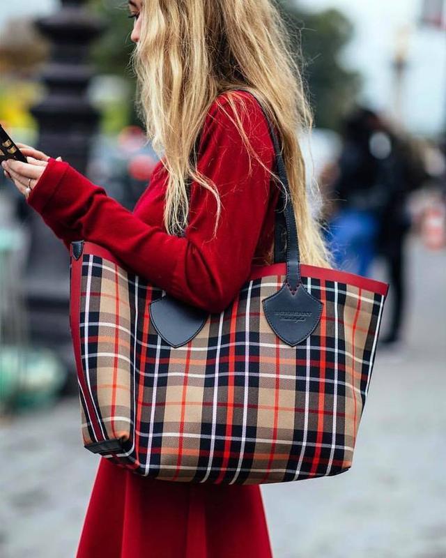 Zara fashion trends: big bags