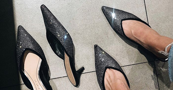 dda2b8c55c The 34 Best Zara Shoes to Buy Before 2018 Ends | Who What Wear