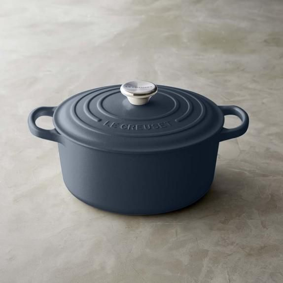 Williams Sonoma Le Creuset Signature Oven Vegetarian Portobello Mushroom Recipes