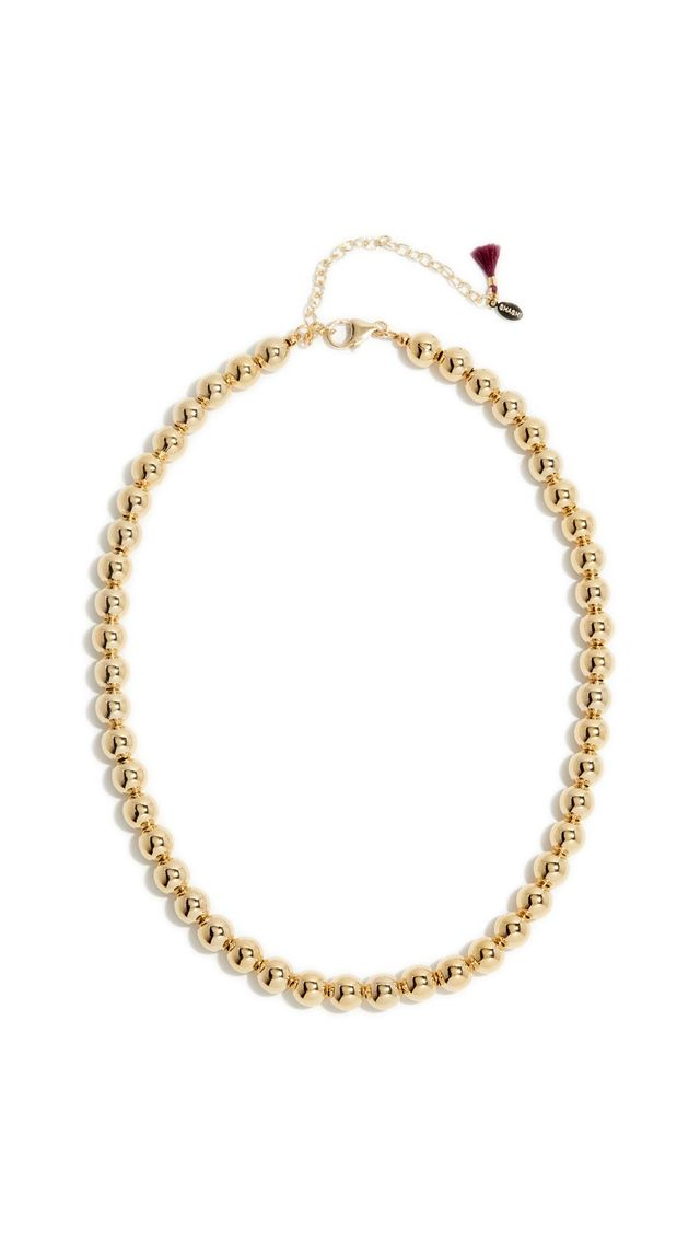 Shashi Fort Knox Strand Necklace
