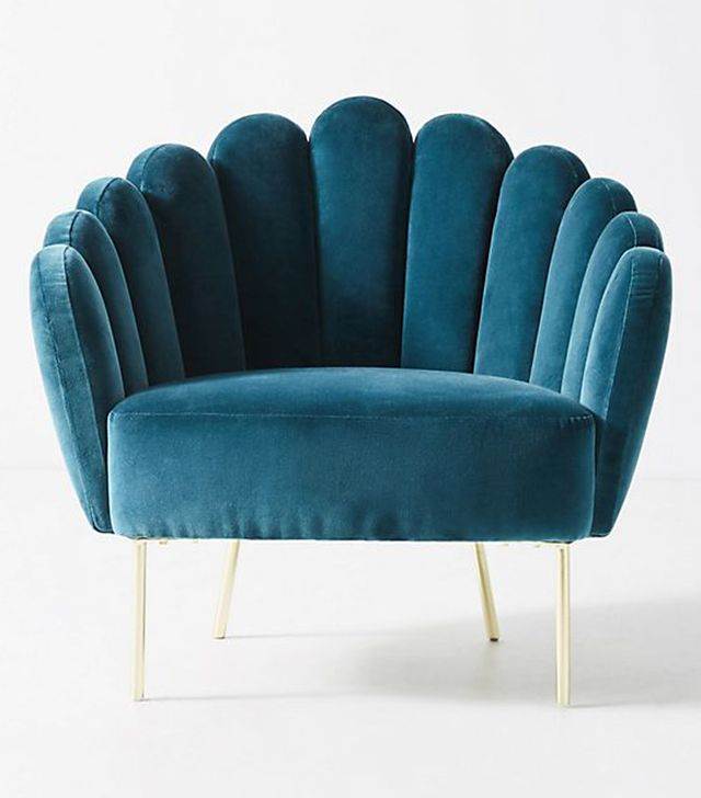 Bethan Gray for Anthropologie Feather Collection Chair