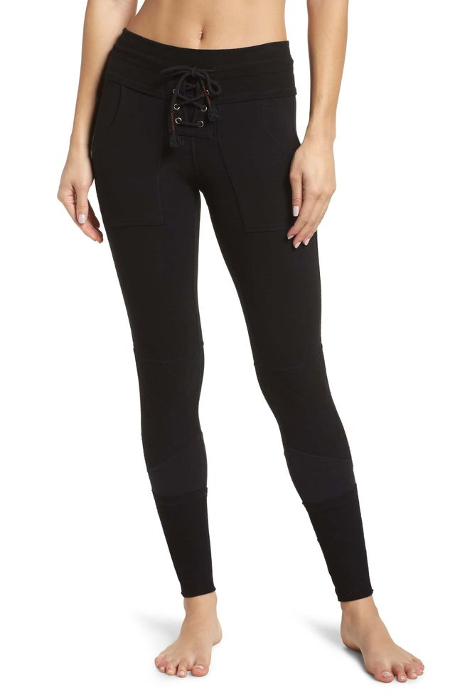 Free People Surya High Waist Leggings