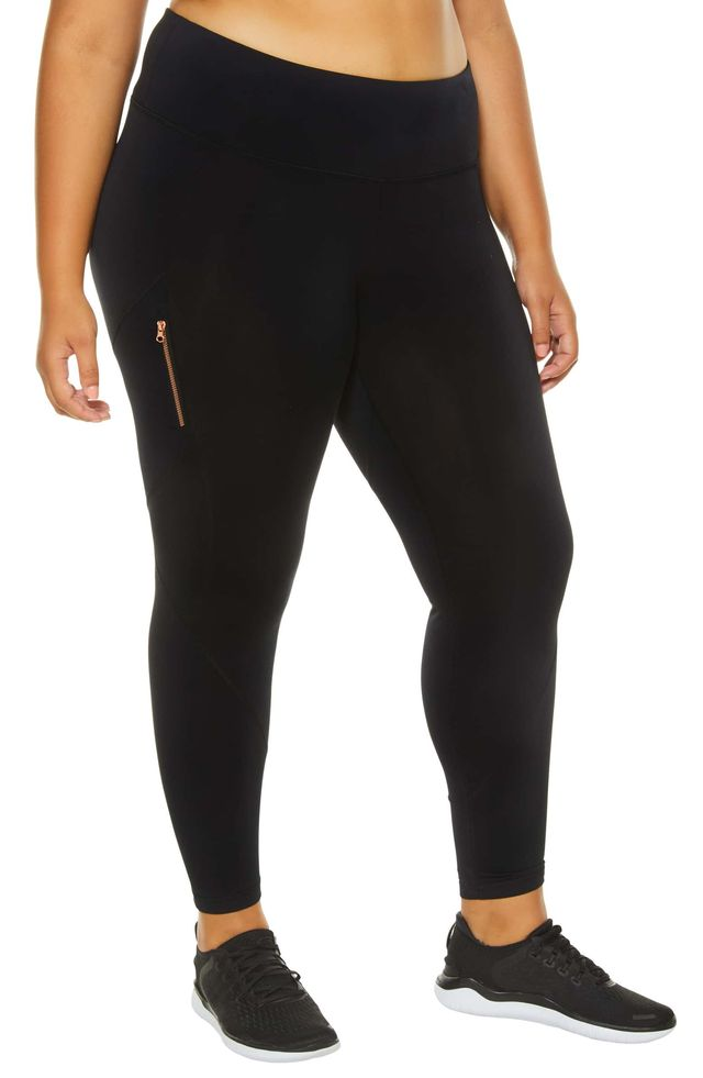 Shape Activewear Blaze Fleece Leggings